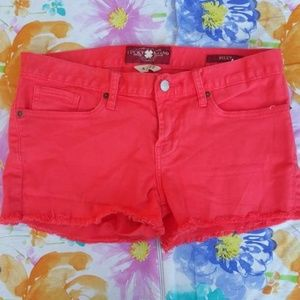 Lucky Brand Riley Cut-Off Shorts Size 4/27